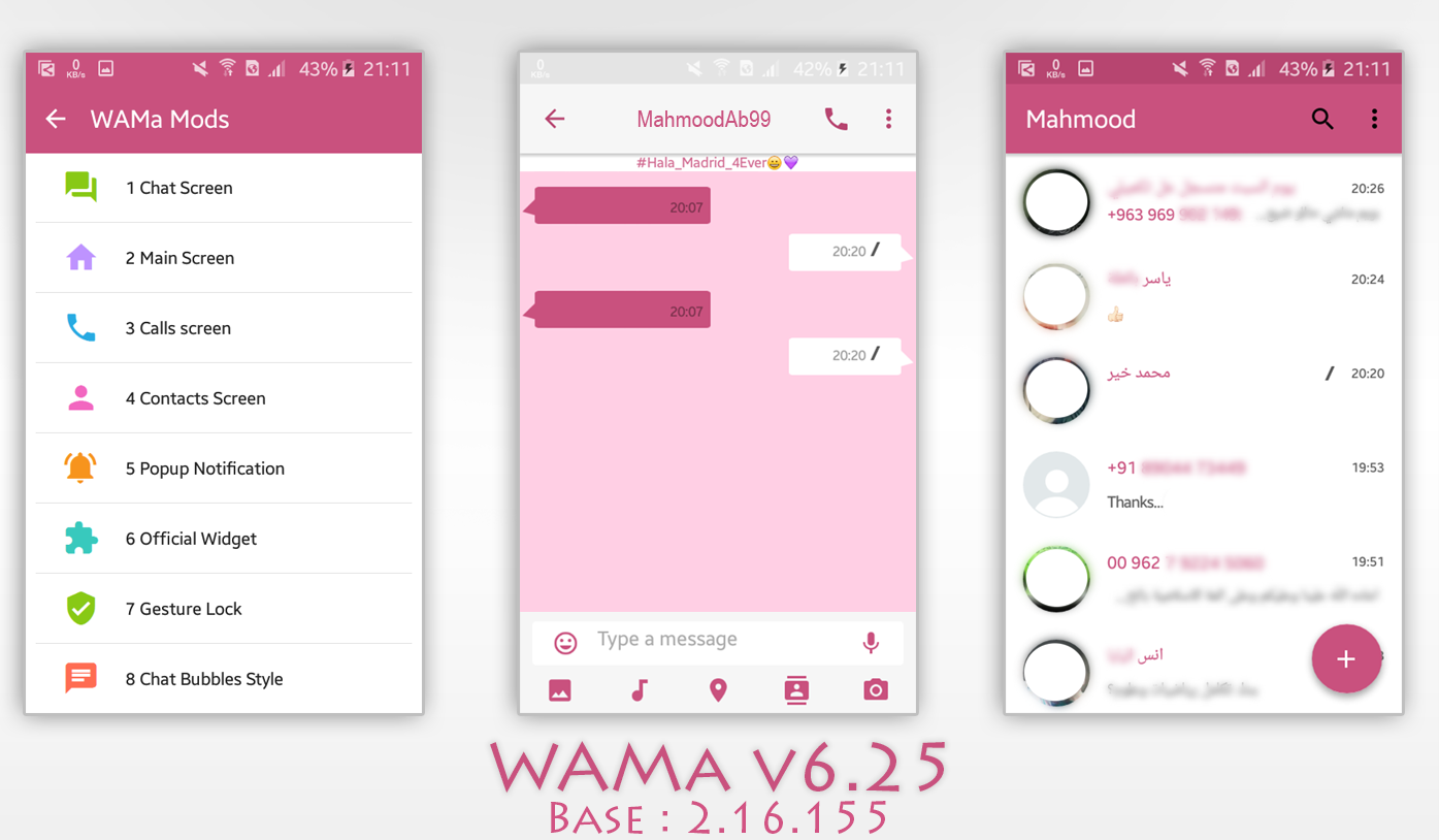 Download And Install WhatsAppMa APK On Android Devices
